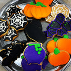 Halloween cookie (6) - available in season only