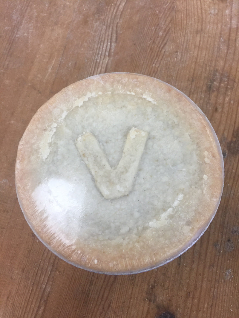 Vegetarian pie small - available in store only