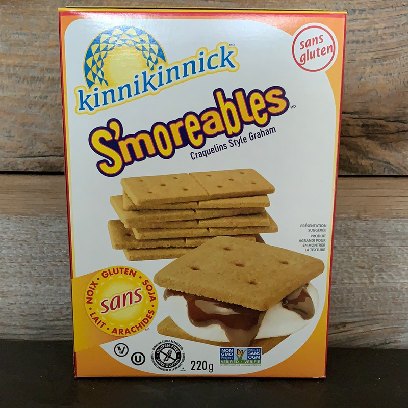 S'Moreables Graham Crackers 220g