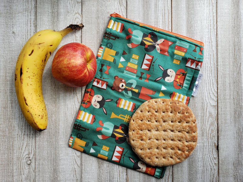 Reusable sandwich bag, Prosoft lining