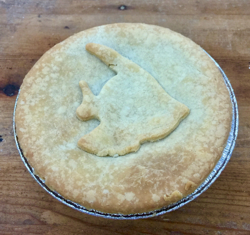 Frozen Dairy Free Salmon Pie (small) - available in store only