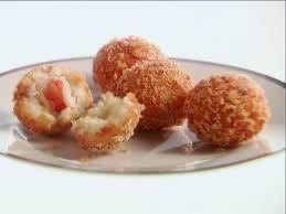 Lobster Arancini 1 oz unfried