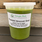 Roasted Broccoli Soup 700g - available in store only - on demand only