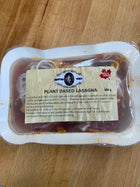 Vegan/ plant based lasagna 1 portion - available in store only