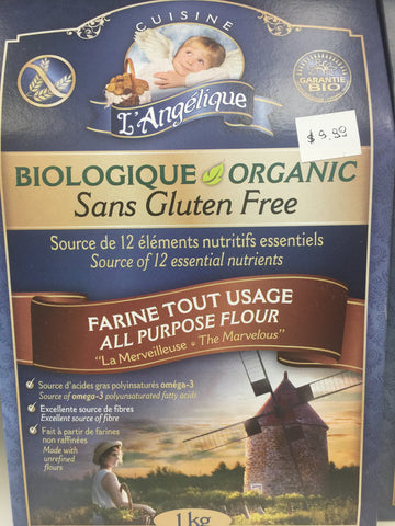 The Marvelous All purpose Flour