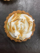 Lemon Meringue tart 4 inch (6) - available in store only - on demand only