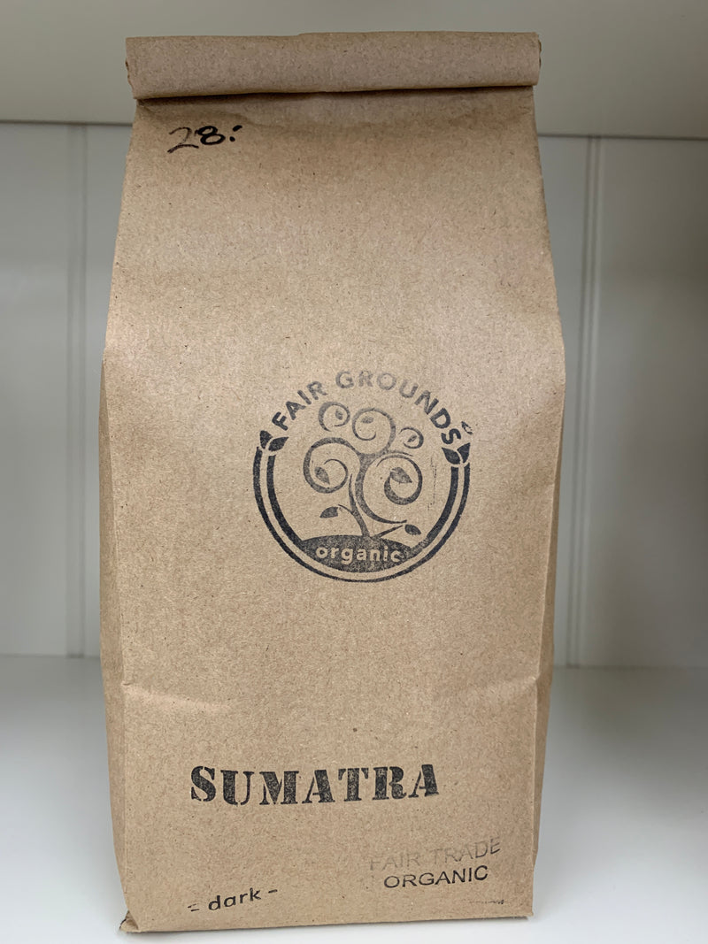 Sumatra coffee 1 pound