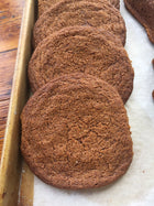 Ginger Molasses Cookie GF