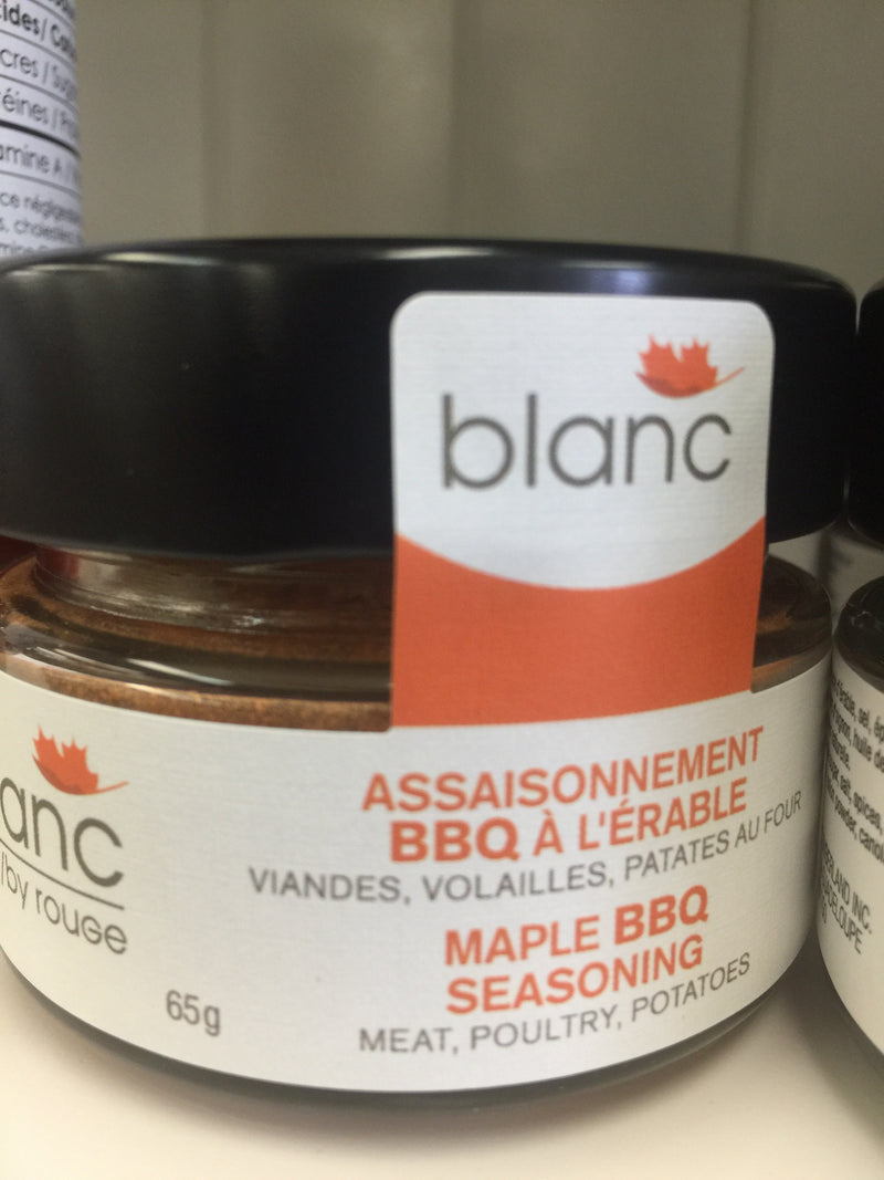 Maple BBQ seasoning