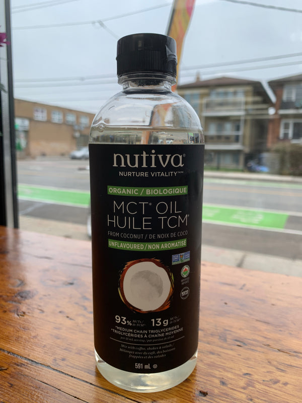 MCT Oil added to coffee