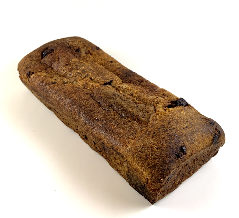No-sugar banana bread