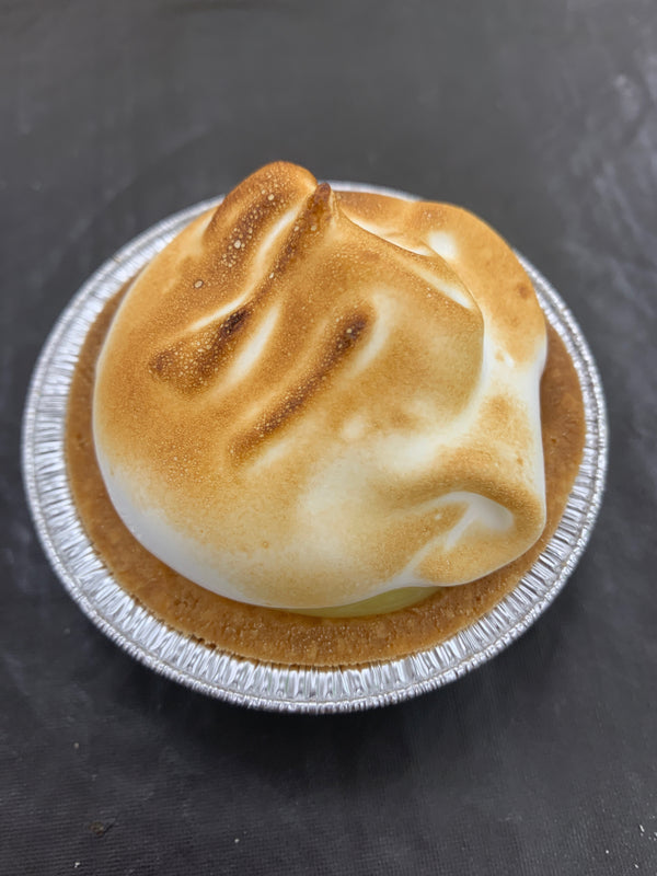 Mini Lemon Meringue tart (6) - available in store only - on demand only