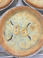 Lactose Free Blueberry pie (small)