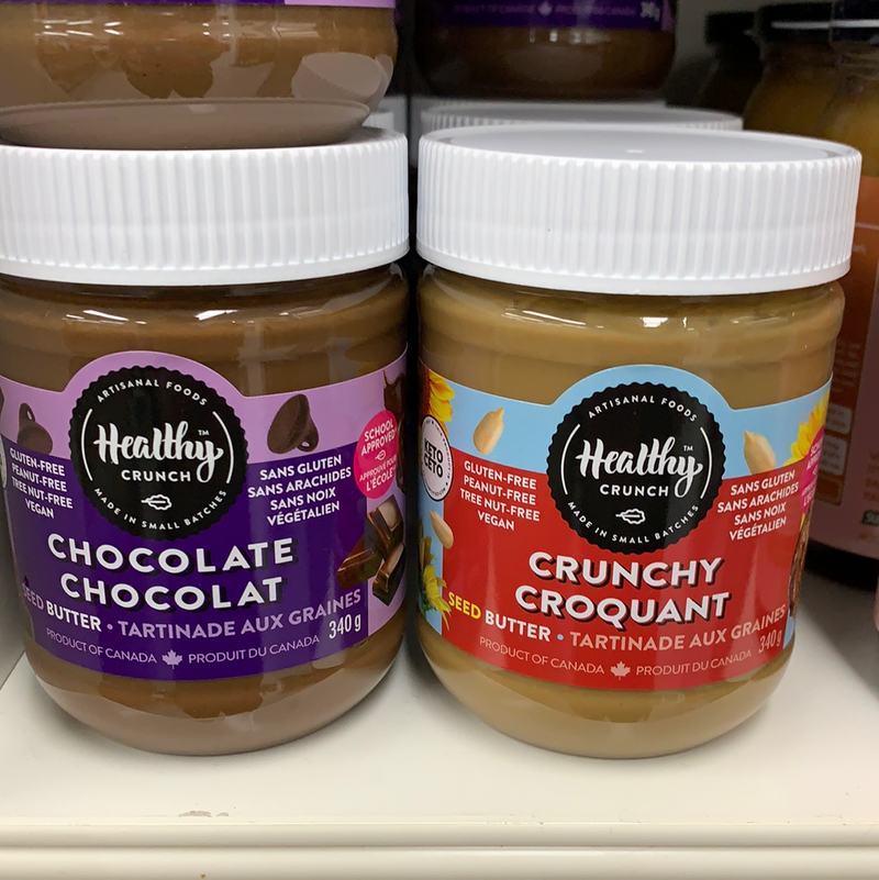 Healthy Crunch Spread