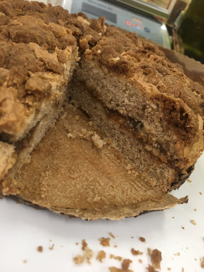 Coffee Cake Strudel (Please order)
