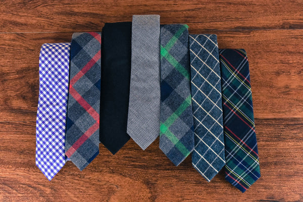Why You Should Be Wearing Cotton Ties