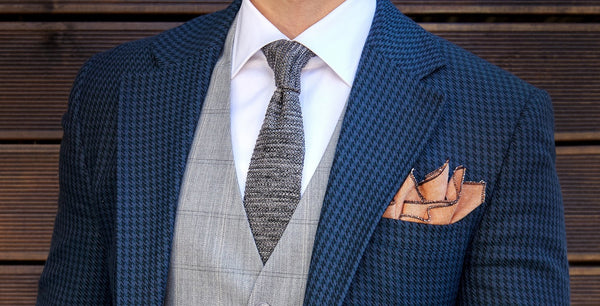 Matching Ties: How to Seamlessly Work Them into Your Look