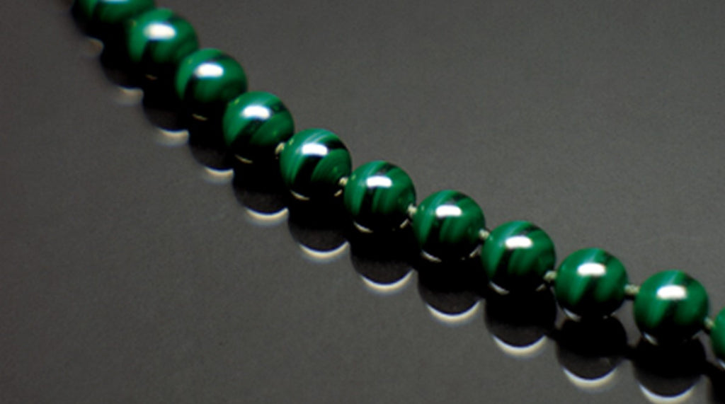 Our Secret to Creating Effective Malachite Necklaces