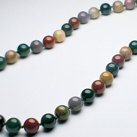 Gemisphere - Agate gemstone necklace, properties of agate