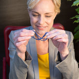 Blue Saphire Necklace to Heal and Strengthen the Mind