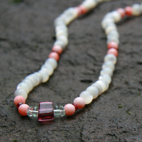 Brigid Necklace healing and protective energy needed for optimal female health