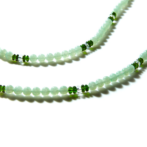 Clear Spring Necklaces