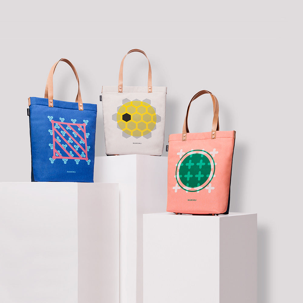 Mamimu City Tote Collection