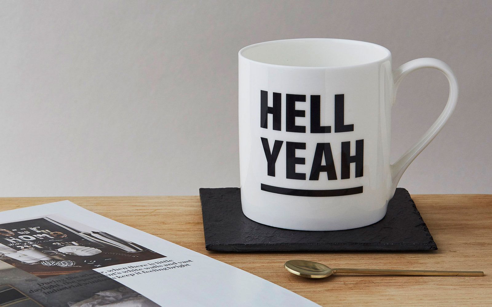 Above & Beyond Hell Yeah Mug