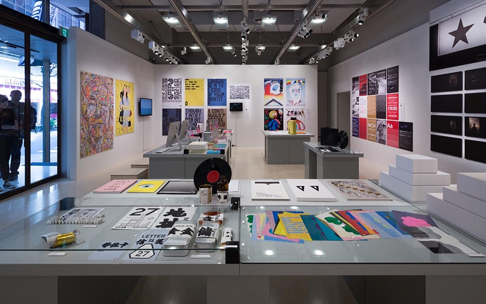 Ginza Graphic Gallery, Tokyo