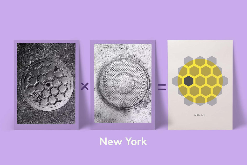 Mamimu Manhole Inspiration New York