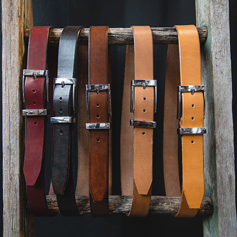 About Leather Belts-Ladder