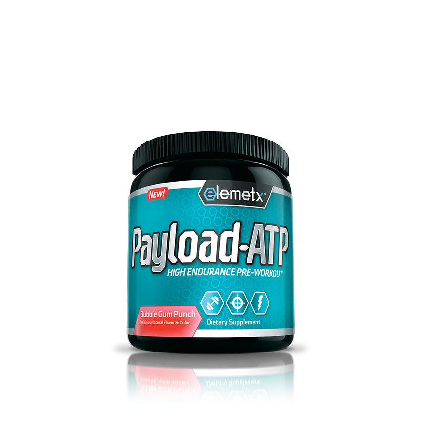 Payload-ATP preworkout citrulline betaine beta alanine