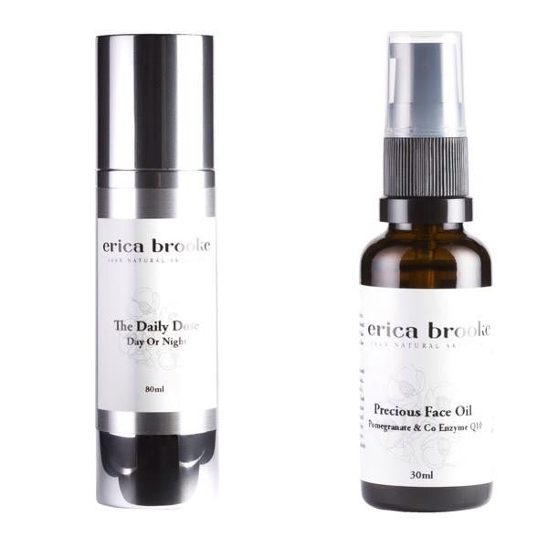Erica Brooke The Daily Dose & Precious Face Oil