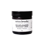 Erica Brooke Deodorant Crème Wildflowers (Fresh & Zesty)