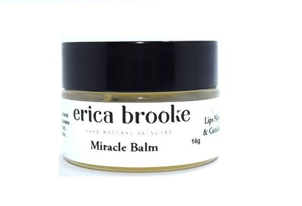 Erica Brooke Miracle Balm Lips, Nips & Cuticle Balm