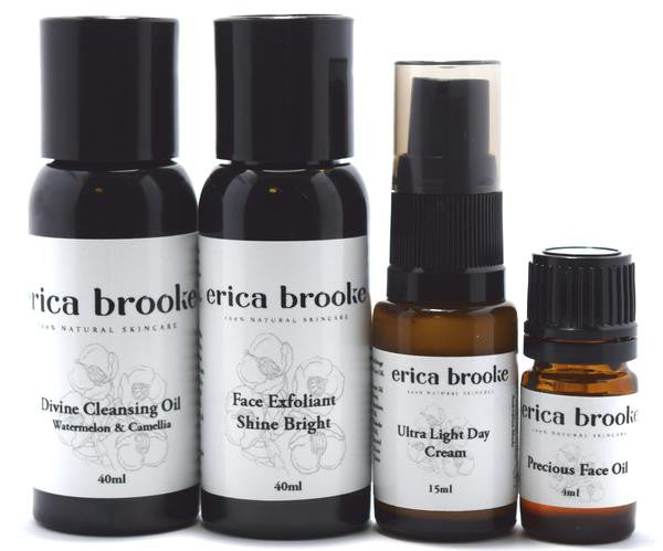 Erica Brooke Ultra Light Day Cream Trial Pack