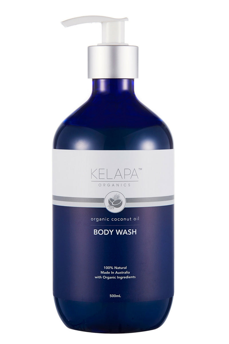 Kelapa Organics Coconut & Sweet Orange Body Wash