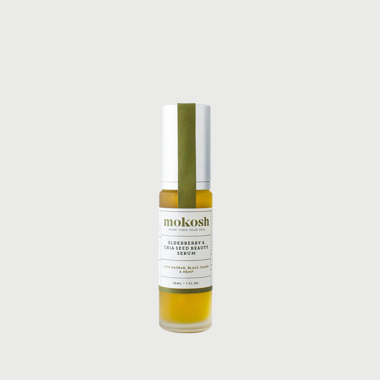 Mokosh Elderberry & Chia Seed Beauty Serum