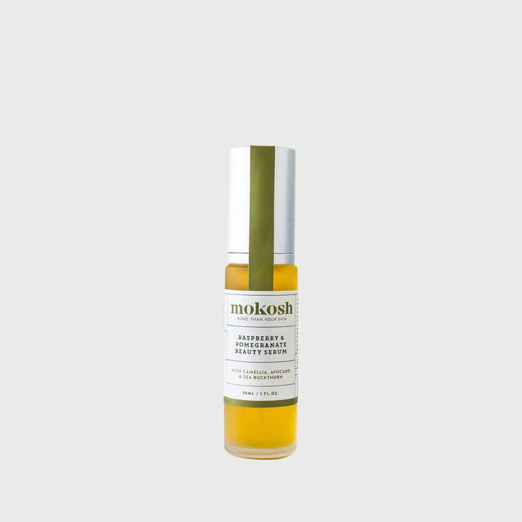 Mokosh Raspberry & Pomegranate Beauty Serum