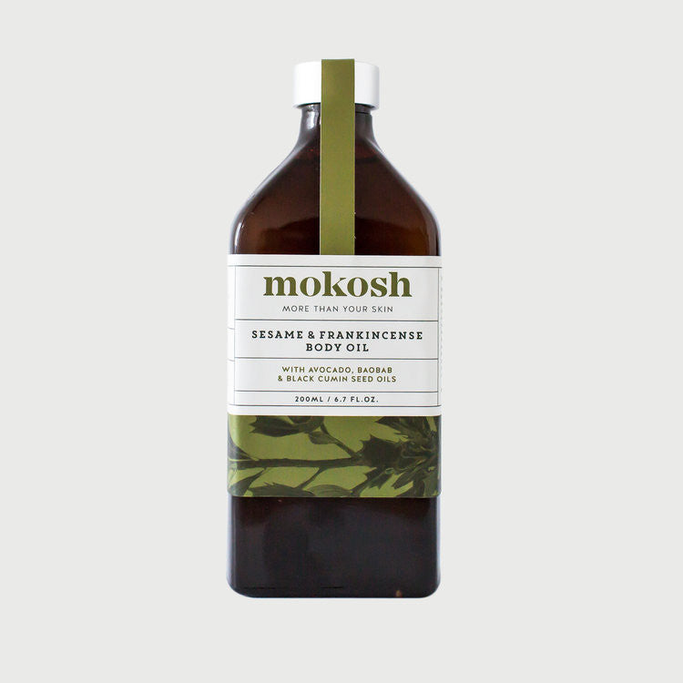 Mokosh Sesame & Frankincense Body Oil