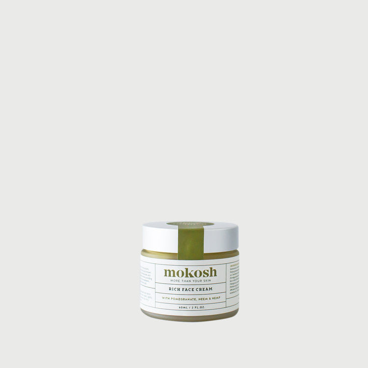 MOKOSH Rich Face Cream
