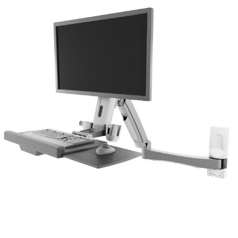 Atdec A-STSWW Sit-to-Stand Wall Mounted