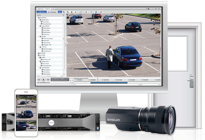 Avigilon High Definition CCTV Solutions