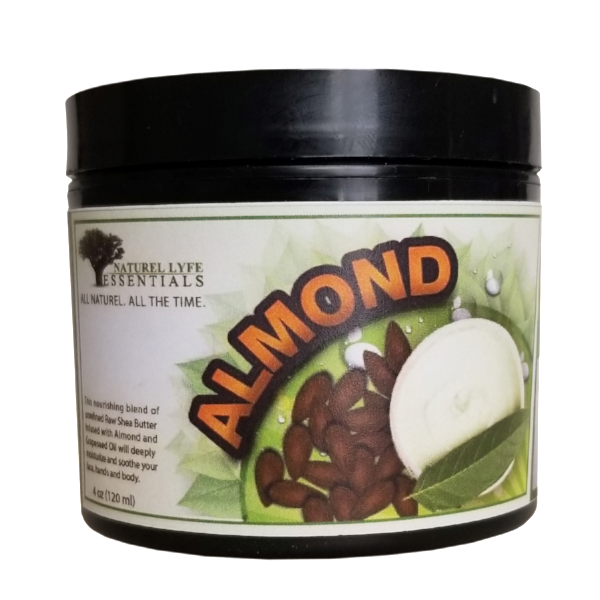 Almond Whipped Shea Butter