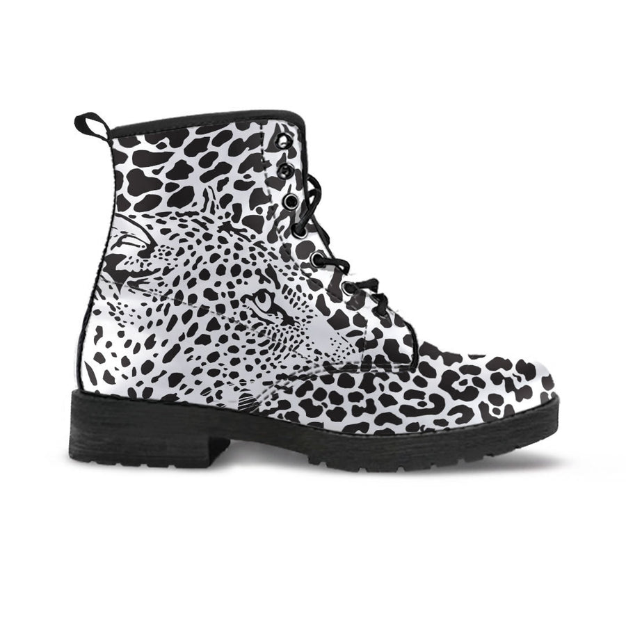 Crouching Leopard Boots for Men and Women