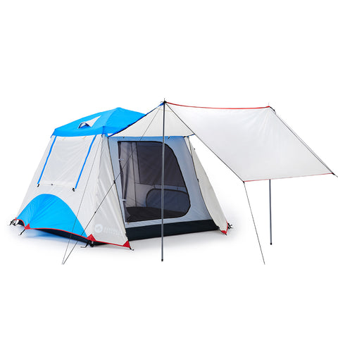 Easthills Outdoors Instant Family Camping Tent -Awning Design