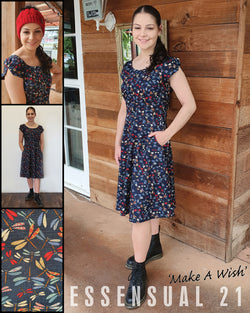 'Make a Wish' dress