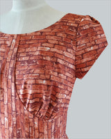Blocks of Life dress