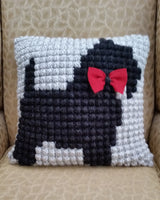 Cushion - Sooty the Scottie