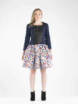 the Shrapnel skirt